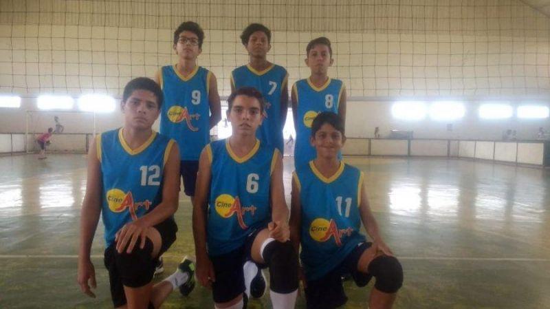 Amec/Cineart é bicampeã da Copa AEVAF de voleibol de base em Alta Floresta