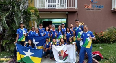 Atletismo de Rolim de Moura brilha no Brasil