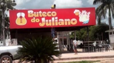 Boteco do Juliano inaugura hoje em Rolim