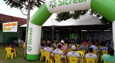 Com apoio Sicredi, Café na Roça em Novo Horizonte do Norte reuniu dezenas de produtores o evento foi organizado pela EMPAER