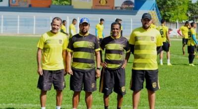 Comissão técnica do Vilhenense destaca o trabalho que levou o clube a sua primeira decisão