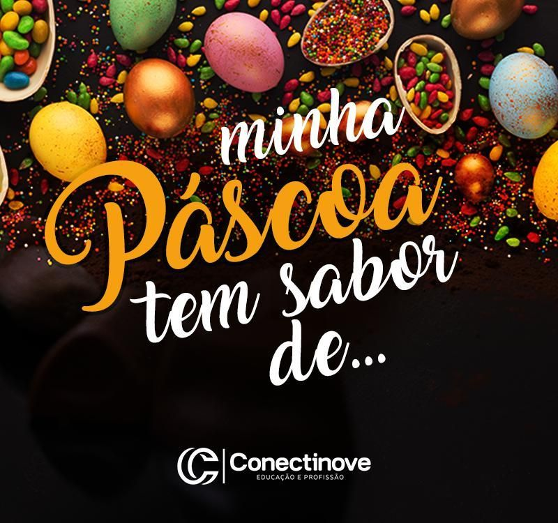 Conectinove lança promoção de Páscoa que vai mudar seu futuro e adoçar sua vida