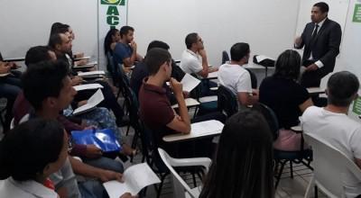 Justiça do Trabalho orienta empresários de São Miguel do Guaporé sobre Reforma Trabalhista