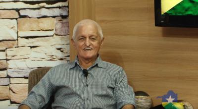 Morre aos 85 anos João Batista Lopes, escritor pioneiro em Rolim de Moura e Rondônia