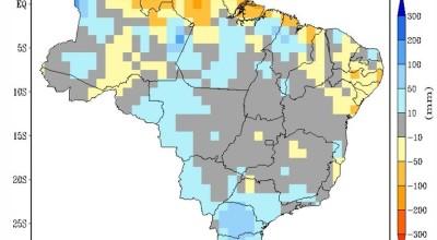 Pancadas de chuva devem continuar até o fim de abril em RO, prevê Inmet
