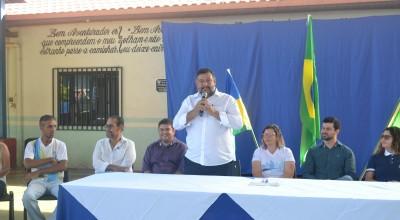 """Projeto """"Cliente Solidário"""" é lançado no CER com participação do Legislativo"""