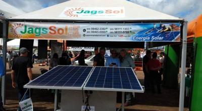 Rolim: Energia Solar é o stand mais visitado na rodada de negócios da Rondônia Rural Show
