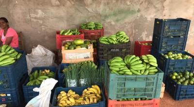 Rolim: Hospital Municipal recebe alimentos da Agricultura familiar
