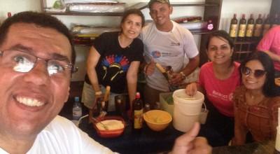 São Miguel: Colaboradores do Sicredi participam de evento em prol da APAE