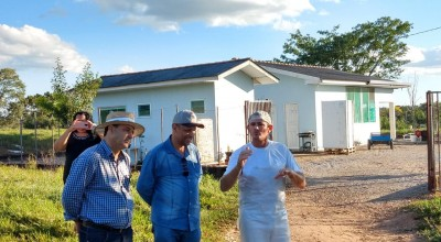 Agricultores de Vilhena visitam propriedades rurais em Rolim de Moura