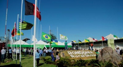Agronegócio movimenta a economia no estado na 8ª Rondônia Rural Show