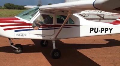 Buscas por avião que sumiu há 25 dias se concentram entre MT e PA, diz FAB; voo saiu de Espigão para o CE