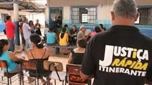 Comarca de Santa Luzia Divulga 1ª Megaoperação Justiça Rápida 2019