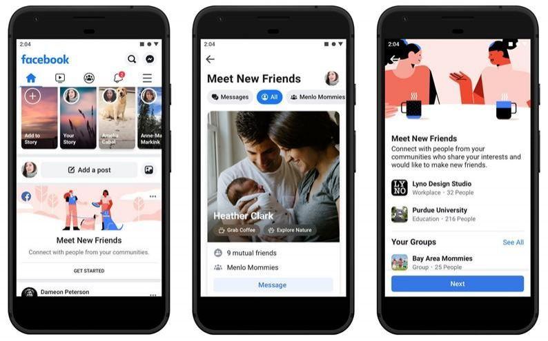 Conheça as mudanças da nova interface do Facebook, mais limpa e menos azul