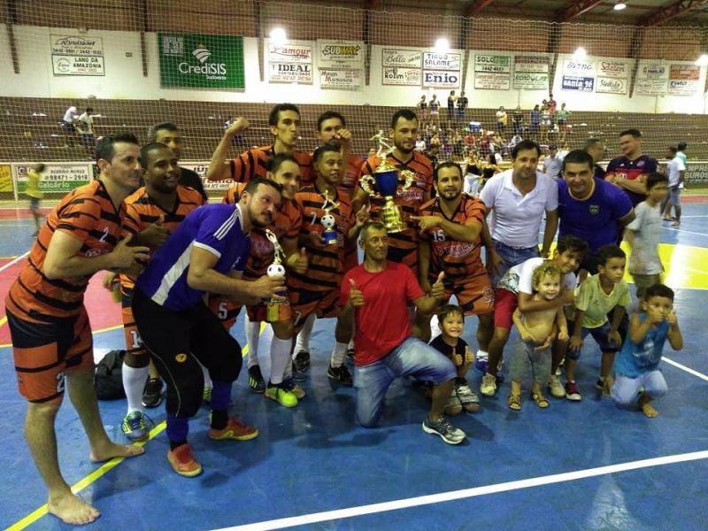 Copa Rotary decidida na prorrogação e Pamonharia Bambu garante título