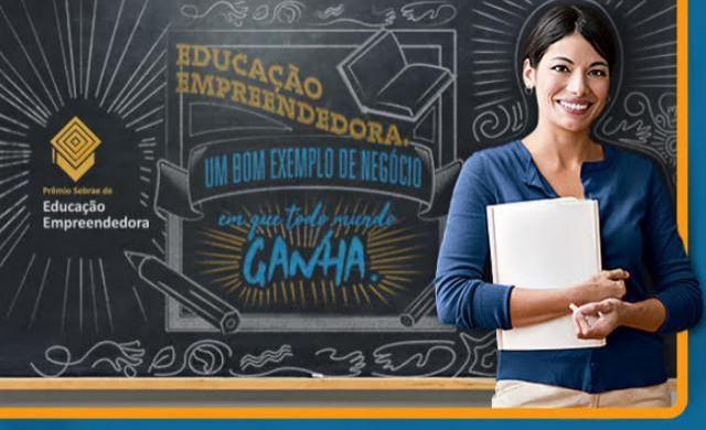 Dez profissionais de Rondônia participam de prêmio sobre educação empreendedora