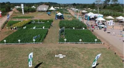 Embrapa lança tecnologias e apresenta novidades na 8ª Rondônia Rural Show