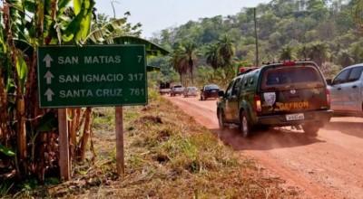 Governo estuda reforço na segurança das fronteiras de RO e mais 2