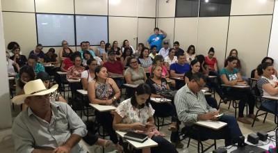 Hospital do Amor capacita agentes de saúde e enfermeiros da Zona da Mata