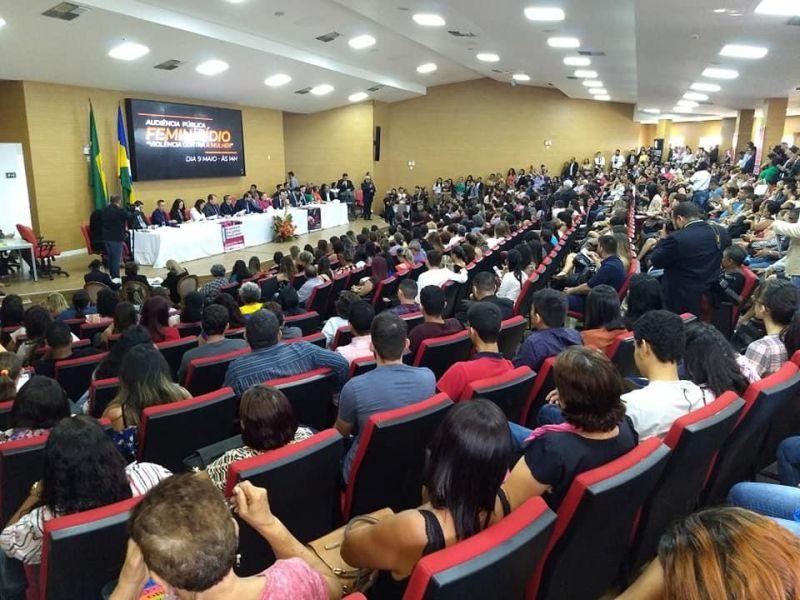 Lazinho da Fetagro afirma que assembléia está incursa no combate a violência contra a mulher