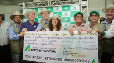 Mais de R$ 94 milhões são liberados para produtores rurais na 8ª RRShow