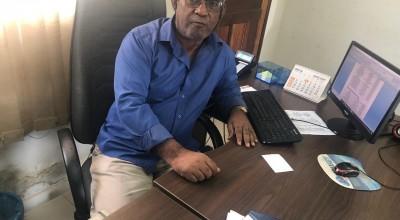 Morador de Rolim de Moura será homenageado pela câmara de vereadores de Vera Cruz do Oeste-PR