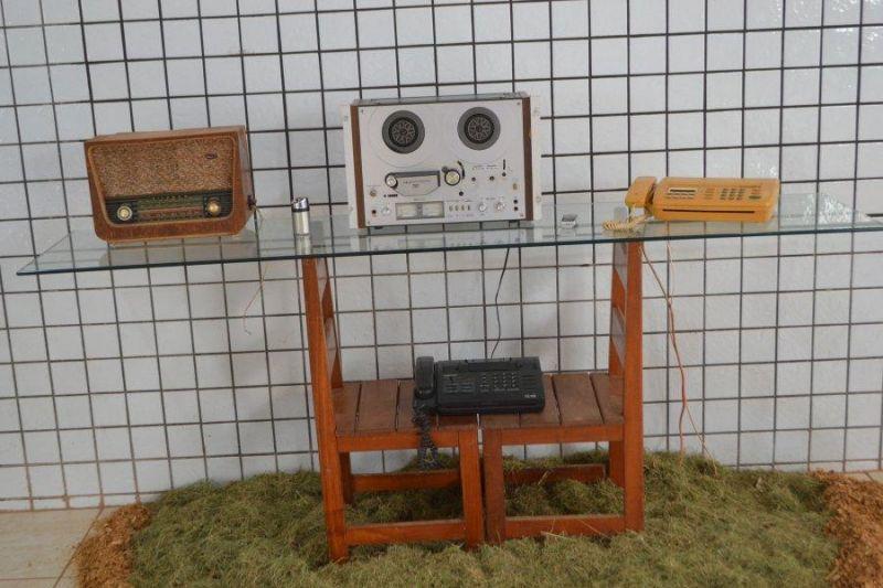 Prefeitura de Pimenta Bueno realiza exposição alusiva à Semana das Comunicações