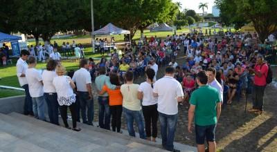 Prefeitura de Rolim de Moura realiza a 3ª edição do projeto