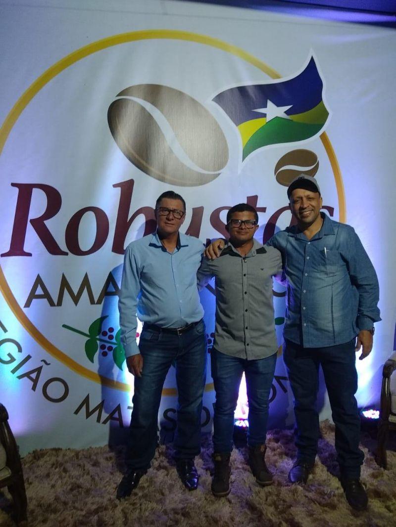 Rolim de Moura participa de Assembleia Geral de Instituição da Caferon