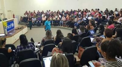 Rolim de Moura participa de projeto em parceria com Unicef para combater evasão escolar