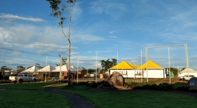 Rondônia Rural Show recebe últimos ajustes em Ji-Paraná