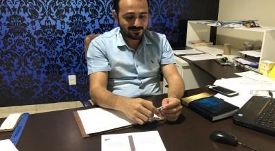 Tiago da Massari pretende ser candidato a presidente da ACIRM