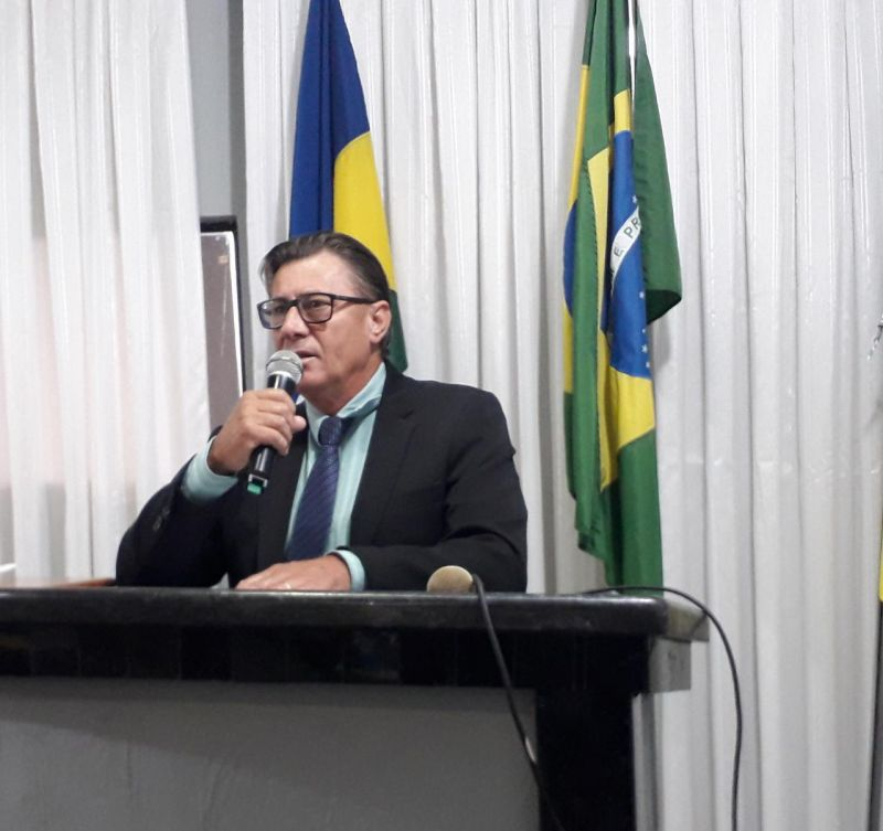 Vereador Francisco Venturini consegue com deputado Lazinho recursos de 110 mil reais para aquisição de manilhas