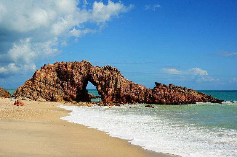 Ceará registra aumento de 65% no número de turistas europeus no primeiro trimestre