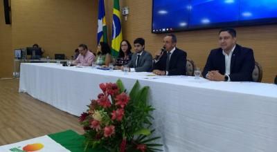 Lazinho da Fetagro apoio terceira idade na luta por políticas públicas