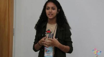 Aluna da rede estadual vai representar Rondônia no Parlamento Juvenil do Mercosul no Uruguai