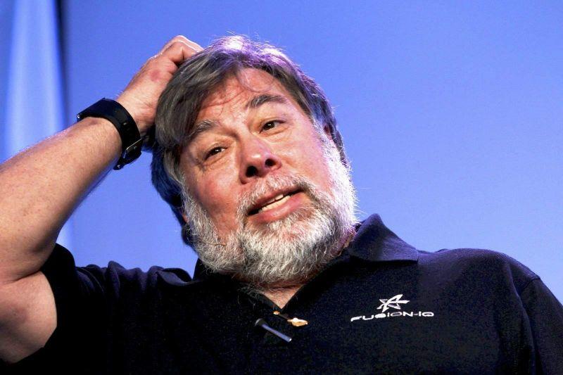 """""""As pessoas deveriam pular fora do Facebook"""", diz Steve Wozniak"""