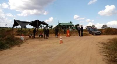 Cerca de R$ 30 mil, drogas e armas são apreendidas em RO durante Operação Fronteira Mais Segura