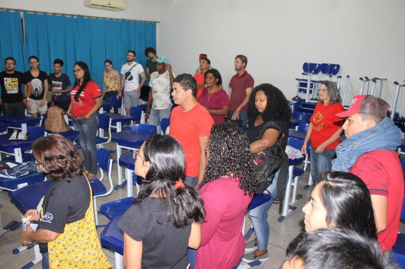 Curso Realidade Brasileira realiza 2ª etapa na Unir de Cacoal