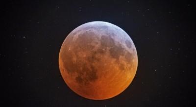 Eclipse lunar poderá ser visto de Porto Velho nesta terça-feira, 16