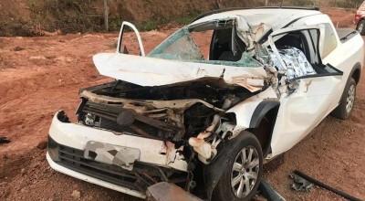 Filho de ex governador morre em acidente na BR-070