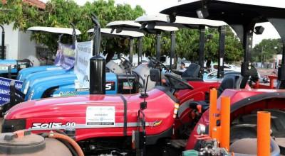 Governo de Rondônia entrega maquinários em São Francisco do Guaporé e projeta avanço da produção agrícola