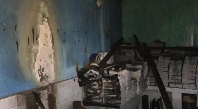 Incêndio destrói depósito de albergue prisional em Porto Velho; polícia apura causas do fogo