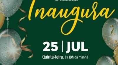 Irmãos Gonçalves inaugura dia 25 em Rolim de Moura