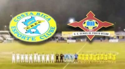 Jogando no Mato Grosso do Sul, Genus estreia com derrota na Copa Verde