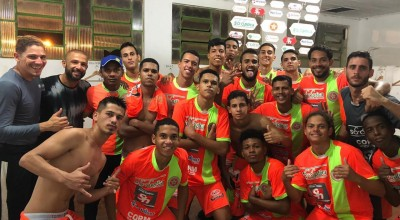 Lucas Lemes (Guaporé): Camisa 10 do Guaporé comemora bom início de campanha no sub-20