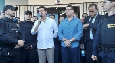 Ministro visita RO e faz reunião com madeireiros duas semanas após caminhão do Ibama ser incendiado
