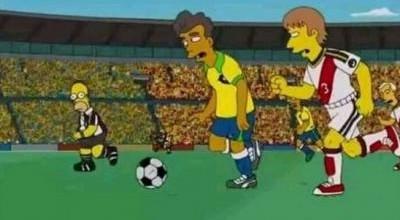 Os Simpsons previram a final da Copa América entre Brasil e Peru?