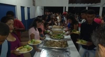 Policiais Mirins de Rolim de Moura participam de Jantar de confraternização