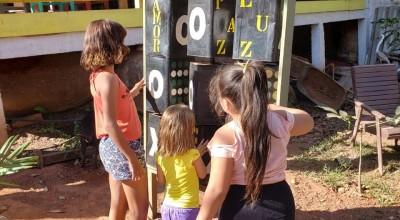 Rolim de Moura: Creas promove passeio para pais e adolescentes no espaço Gaia Amiga
